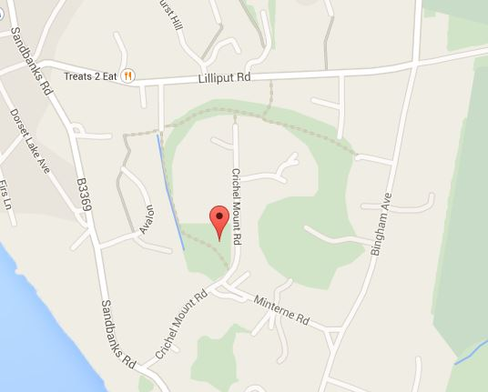 Lewis-Manning Hospice 1 Crichel Mount Road, Poole. BH14 8LT.