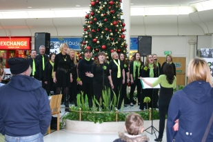 Sovereign Center Boscombe Christmas Concert